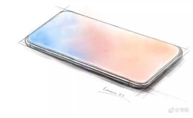 Lenovo Z5 concept